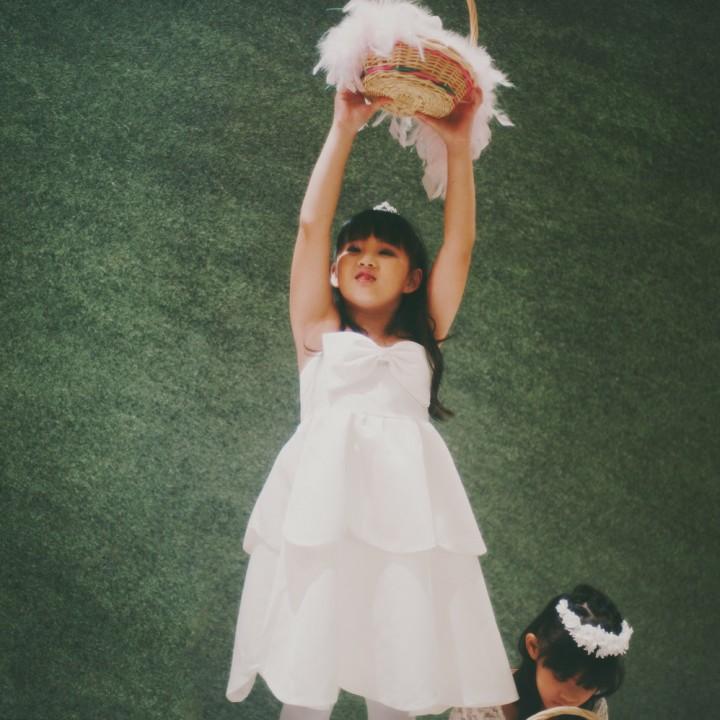 No.17 婚禮流程精選推薦:兒童