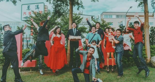 婚禮攝影可以做多久?