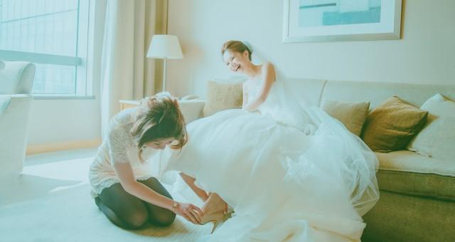 《戀文》.婚禮印象