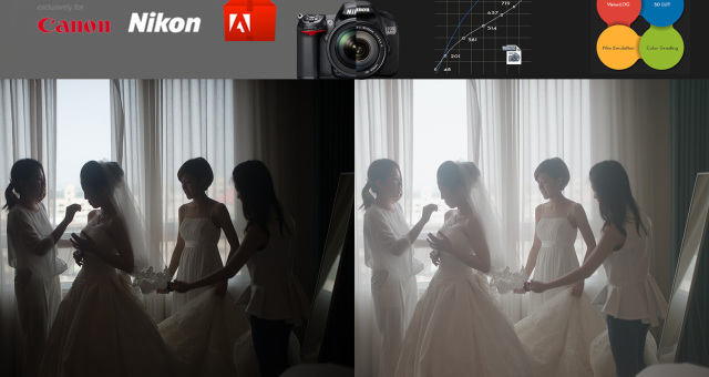 電影化超高動態範圍:Visionlog相機描述檔