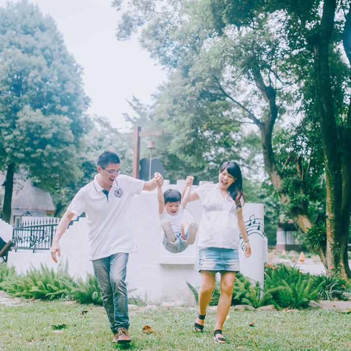 家庭寫真|小佑 & 士淳 's Family Love