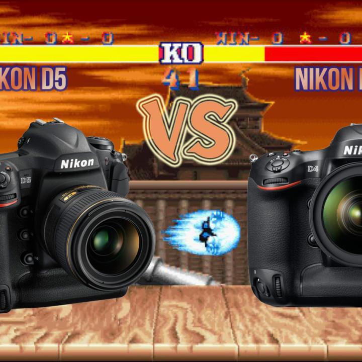 Nikon D5開箱測試實拍與D4比較 高iso/對焦/顏色