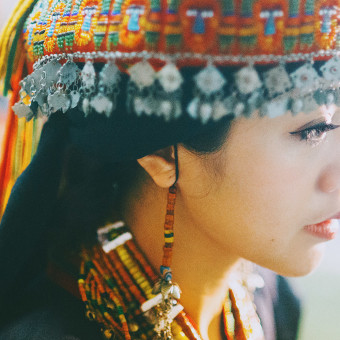 婚攝 | Andrea & Patrick 排灣族原住民傳統婚禮 (上) 晚會圍舞&迎娶儀式{ 屏東-來義鄉文樂村 }