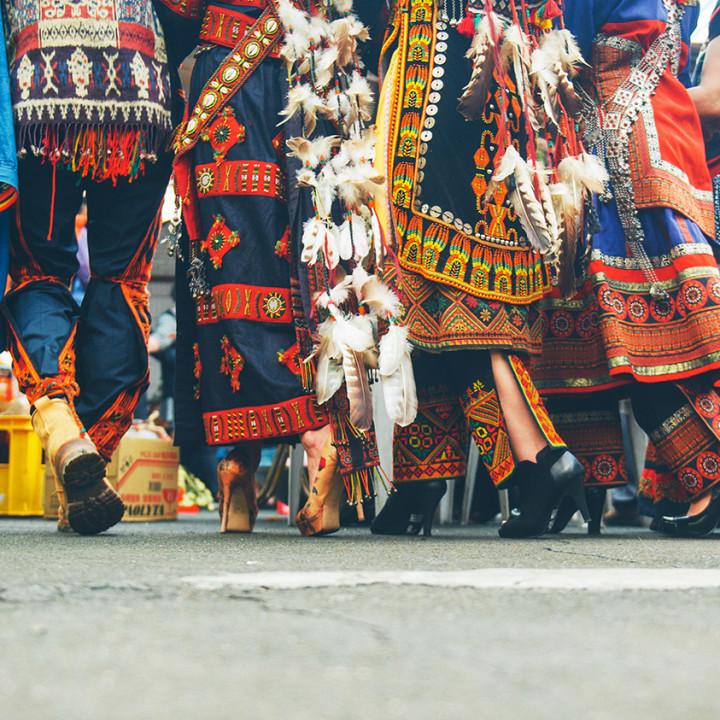 婚攝 | Andrea & Patrick 排灣族原住民傳統婚禮 (下) 下聘儀式&午宴{ 屏東-來義鄉文樂村 }