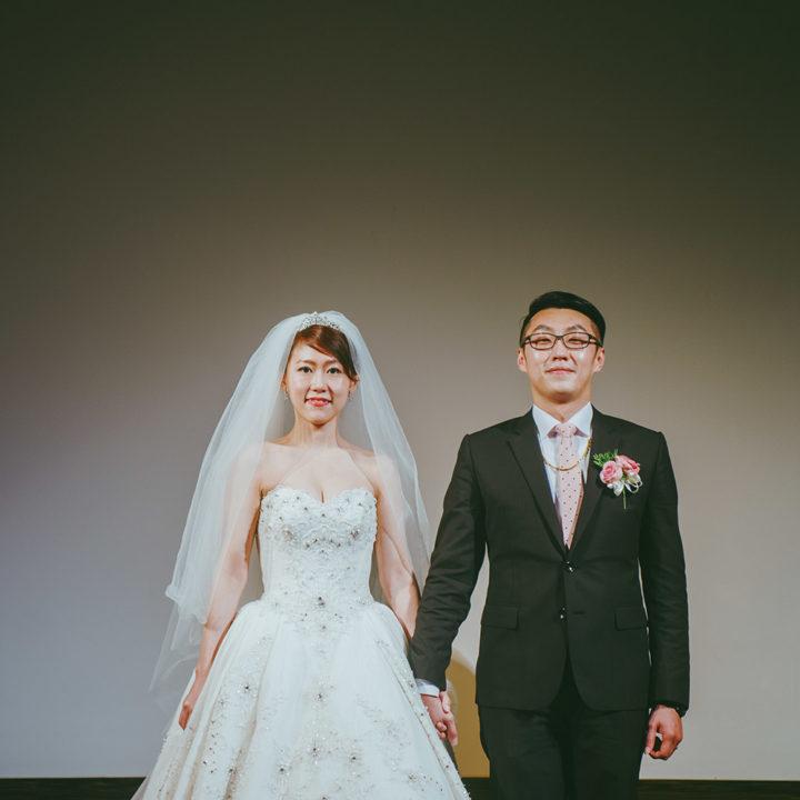 婚攝 | 佳玉 & 嘉源-結婚 { 台北-和璞飯店 }