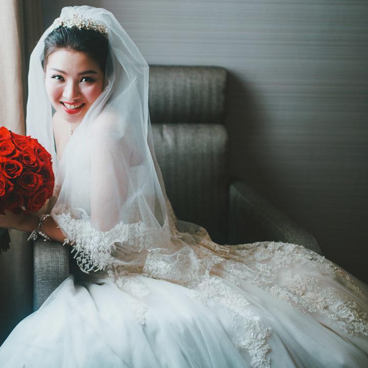 婚攝 | 湘瑩 & 偉郁-訂結同日 { 台北-華泰王子飯店 }