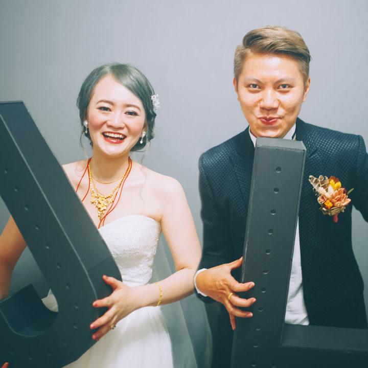 婚攝 | Lydia & Jia-訂結儀式 { 台北-首都大飯店 }