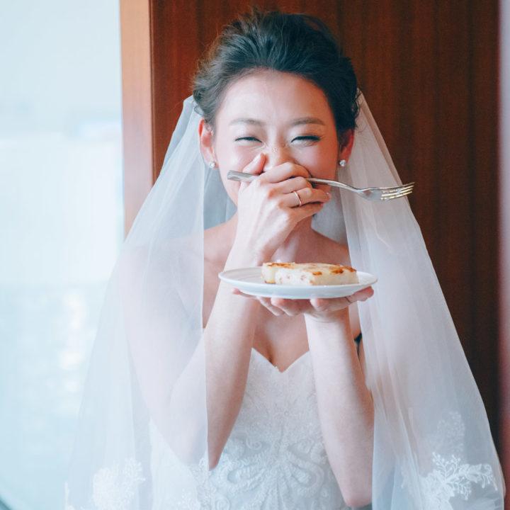 婚攝 | 怡文 & 偉倫 - 婚禮宴客 { 台北-喜來登飯店 }