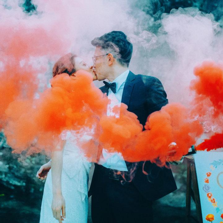 婚攝 | Caleb & Annie 搶鮮版20P - 戶外婚禮-風格婚紗 { 宜蘭-海吉兒民宿 }