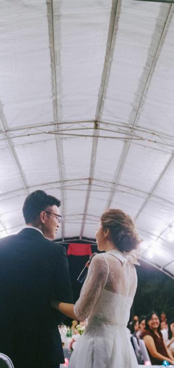 婚攝 | Caleb & Annie - 香港儀式/戶外美式婚禮 { 宜蘭-海吉兒民宿 }