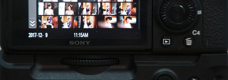 Sony A9 A7R3入手不開箱心得 (4):婚禮攝影實戰