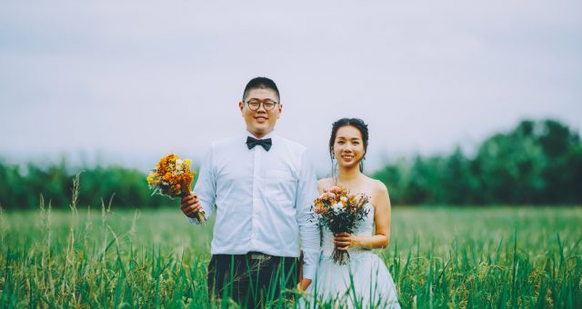 Lynn & 小古 |自助婚紗|風格婚紗|美式婚紗