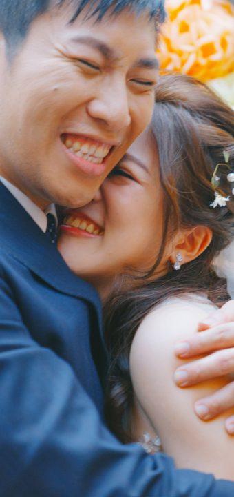 婚攝   沛錞 & 志偉 – 美式婚禮 { 台北-西門意舍酒店}