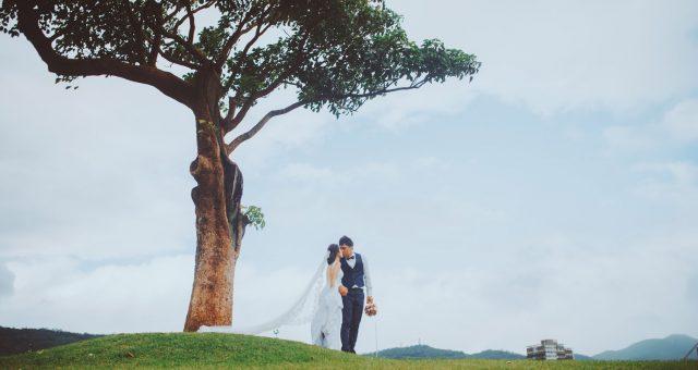 Cloud & Judy |自助婚紗|風格婚紗|美式婚紗|居家風格
