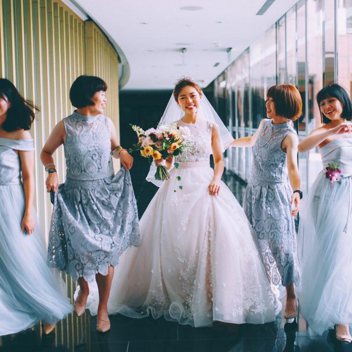 婚攝 | Junnie & Johnson – 婚禮 { 新竹-喜來登飯店}