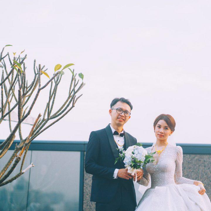 婚攝 | Olive & Ralph -婚禮 { 台北-大倉久和飯店 }