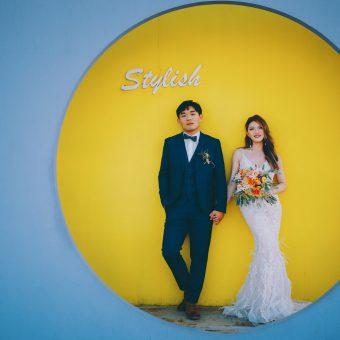 小璇 & 建佑 |薇絲山庭婚紗|類婚紗|自助婚紗|風格婚紗|美式婚紗|底片風格