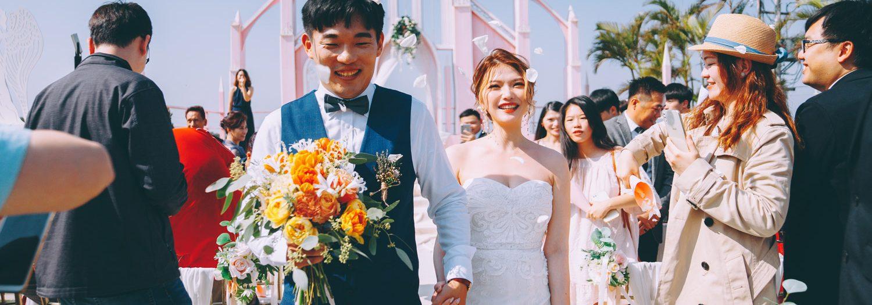 婚攝 | 小璇 & 建佑 -美式婚禮戶外證婚 { 新竹-薇絲山庭 }