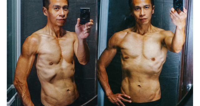 中年大叔的逆襲 2–「減重減脂一年半之後」- 從58公斤到68公斤的健身新手 重訓-有氧-飲食管理 增肌全紀錄